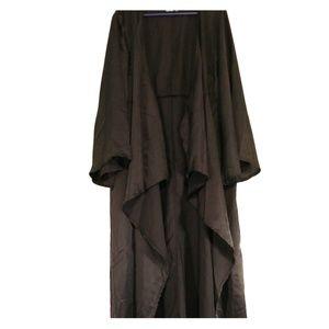 Boohoo Silky Duster/Kimono 16